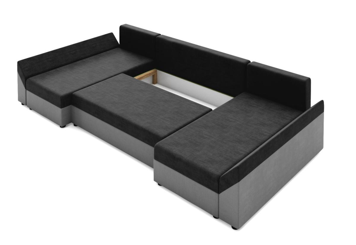 VIVIANA U ágyazható ülőgarnitúra | Expedo.hu
